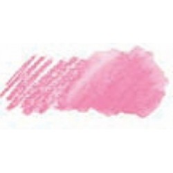 Rose - crayon Koh-I-Noor Wax Aquarell