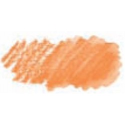 Orange foncé - crayon Koh-I-Noor Wax Aquarell