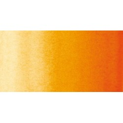 Orange de Saturne - Aquarelle 1/2 Godet Sennelier