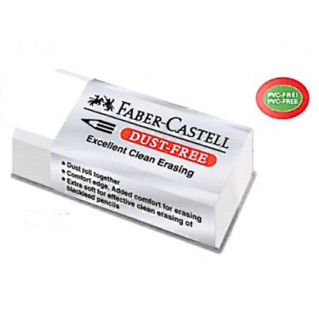 Gomme Dust-free Faber-Castell