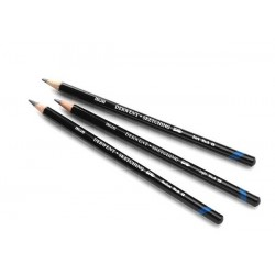Crayon graphite aquarellable Derwent HB
