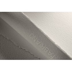 Feuilles Fabriano 56x76 300g 5 f grain torchon extra blanc