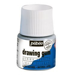 Drawing gum Pébéo flacon 45 ml