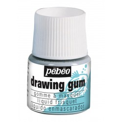 Drawing gum synthétique Pébéo flacon 45 ml