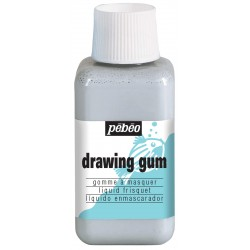 Drawing gum synthétique Pébéo flacon 250 ml