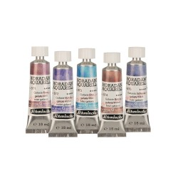 Aquarelles extra-fines Horodam Tube 15ml Schmincke super-granuleuses