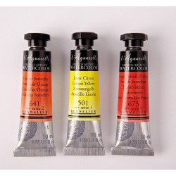 Aquarelles extra-fines Tube 10 ml Sennelier