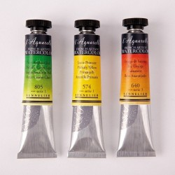 Aquarelles extra-fines Tube 21 ml Sennelier