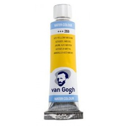 Aquarelles fines Tube 10 ml Van Gogh