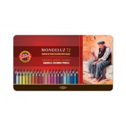 Crayons aquarellables Koh-I-Noor